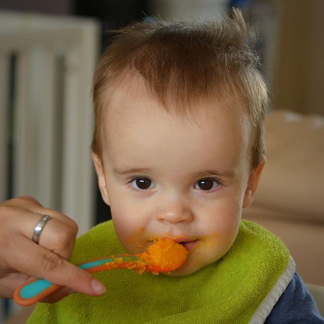 nourriture enfants