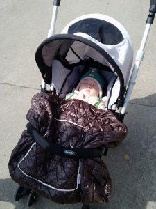 poussette bébé
