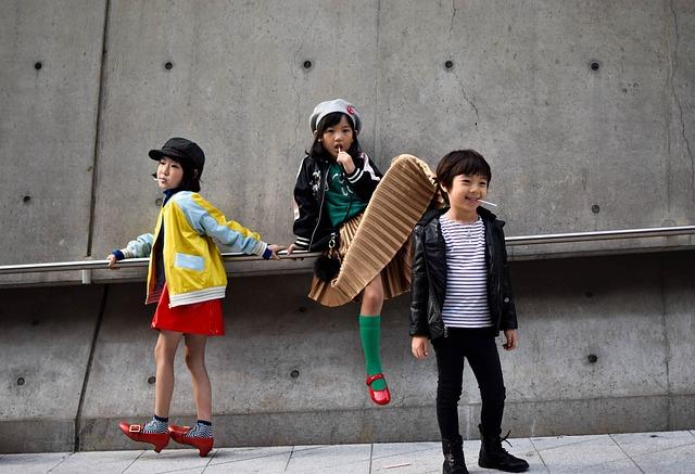Vêtements-enfants