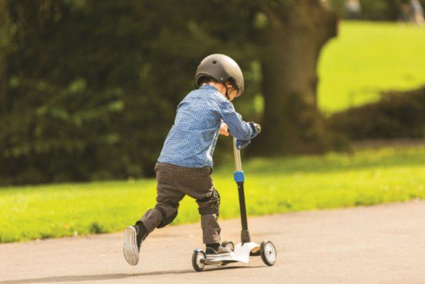 Sport de glisse enfants