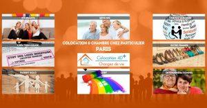 Solution d'hébergement pour étudiant : chambre chez l'habitant paris