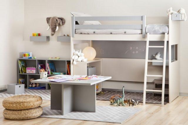 Pour quelle raison faut-il opter pour le lit mezzanine pour enfant ?