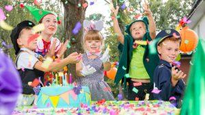 Les clés de réussite d'une soirée déguisée pour enfant