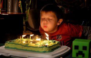 Fête anniversaire enfant