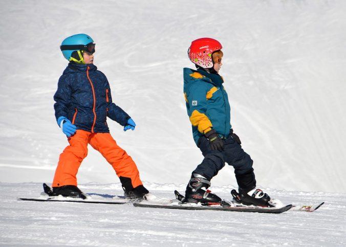 À quel âge commencer le ski pour les enfants?
